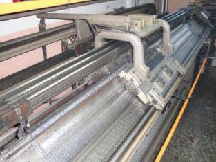 Vendo Maquina Stoll Modelo CNCA-3BM E7 para Fabricar Trenzas Calados Jackard Morley y Mas