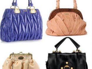 Busco Mayoristas de Carteras y Bolsos de Fabricantes de Cuero Damas de Moda Fashion