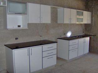 Muebles de Cocina  Carpinteria Vestidores en Melamina Placards Vanitories Banos