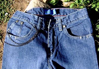 Jeans De Varon Nene Para Chicos Clasicos Tonos Negro Y Asul Talles 1 Al 14