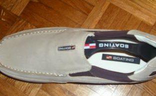 Oferta Zapatos Boating De Cuero Varios Colores Y Talles