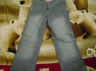 botones metalicos marca apholos gabardina jeans et