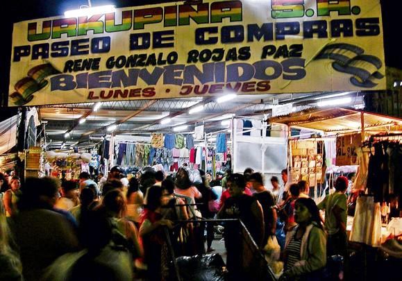 Bienvenido a la Feria La Salada
