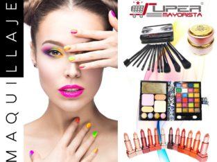 50% DE DESCUENTO: Maquillaje, Glitter, Labiales y más… Envíos al Interior