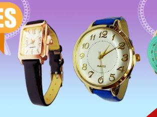 Descuento del 25% en Relojes por Mayor