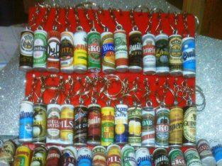 Llaveros Cervezas OFERTA 2 X 1