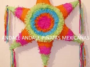 PIÑATAS MEXICANAS PARA ROMPER O DESFONDAR!!!
