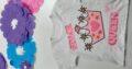 🦄Remeras de nena🦄 talle 4 al 14, 5 colores (amarillo, blanco, fuxia, coral y negro), 4 dibujos. $210 últimas 400 unidades… (pago en efectivo entrega inmediata)