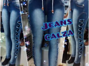 Jeans CORTE COLOMBIANO