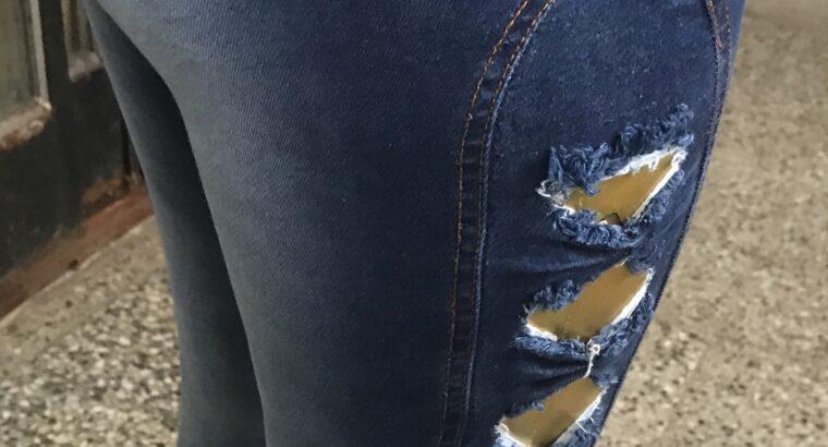 Jeans calza MOÑO