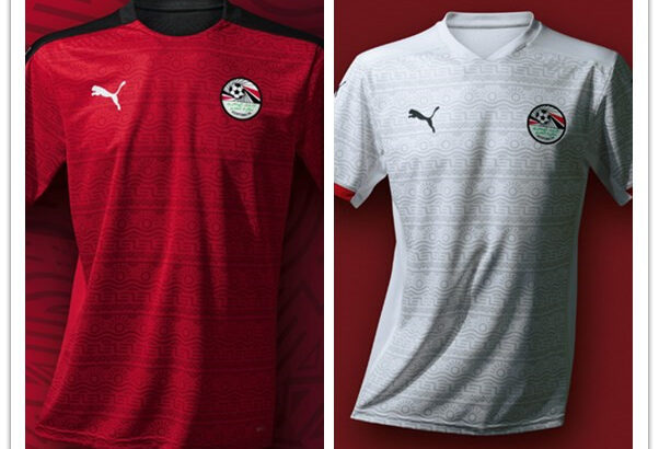 uniformes de futbol personalizadas baratas Egipto 2021